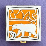 Polar Bear Pill Box