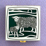 Sheep Pill Box