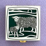 Sheep Pill Box
