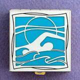 Swimmer Pill Box