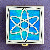 Atom Pill Box