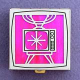 Retro Television Pill Boxes