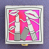 Lipstick Pill Boxes