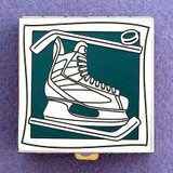 Hockey Player Pill Boxes