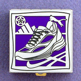 Running Shoe Pill Box