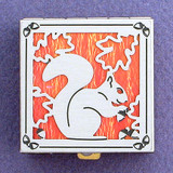 Squirrel Pill Boxes