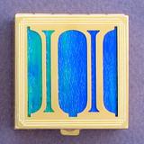 Greek Letter Pi Pill Box