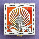 Seashell Pill Box