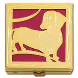 Dachshund Pill Box