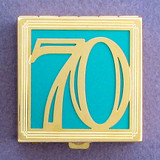 Number 70 Pill Box