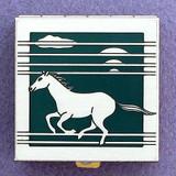 Wild Mustang Pill Box