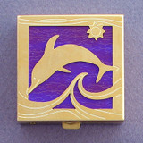 Dolphin Pill Box