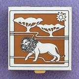 Lion Pill Box