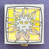 Sun Pill Box
