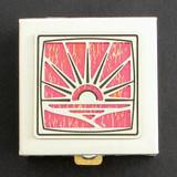 Sunrise Tiny Pill Box