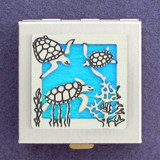 Sea Turtle Little Pill Boxes