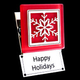 Snowflake Magnetic Clip