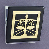 Lawyer Magnetic Clip