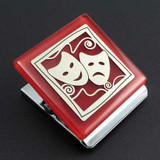 Drama Masks Magnetic Clips