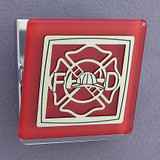 Firefighter Fridge Magnets