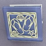 Flip Flops Kitchen Magnet Clips