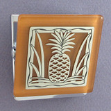 Pineapple Kitchen Magnet Clips