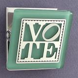 Vote Refrigerator Magnet Clip