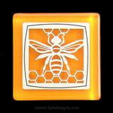 Bee Refrigerator Magnets