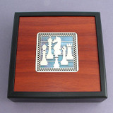 Chess Keepsake Box