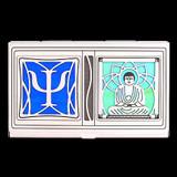 Zen Life Business Card Case