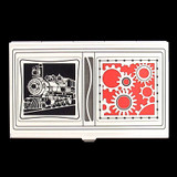 Railroad Engineer Business Card Case