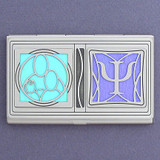 Marriage & Family Therapist Business Card Case