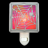 Spider Web Night Light