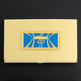 Sound of Music Business Card Case