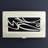 Winds Business Card Holder