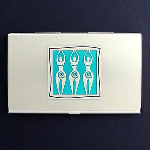 Goddess Business Card Holders