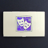 Drama Business Card Holders