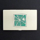Spiderweb Business Card Holders