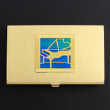 Piano Business Card Case