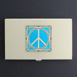Peace Business Card Holders