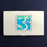 Om Business Card Holders