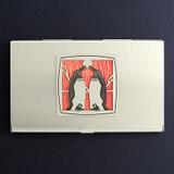 Penguin Business Card Holders