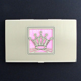 Cool Crown Business Card Cases