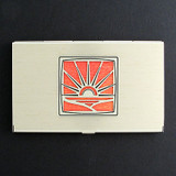 Sunset Business Card Holders
