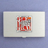 Tiger Business Card Holders