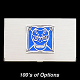 Skull Business Card Holders