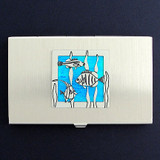 Fish Business Card Holders
