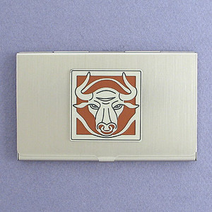 Bull Business Card Holders