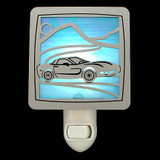 Sports Car Night Light