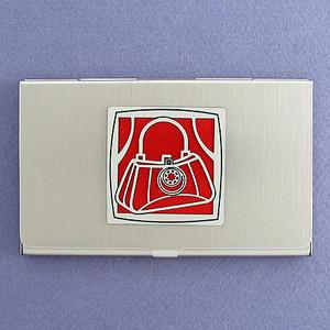 Handbag Business Card Case